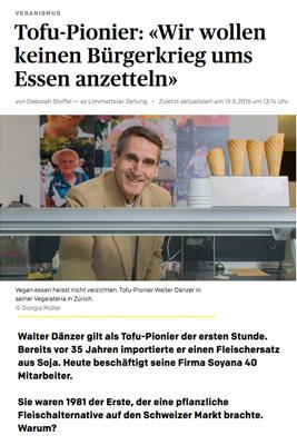 http://www.limmattalerzeitung.ch/ von Deborah Stoffel — az Limmattaler ZeitungZuletzt aktualisiert am 13.5.2016